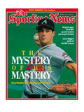Atlanta Braves Pitcher Greg Maddux - October 9  1995