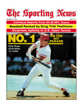Cincinnati Reds' Pete Rose - September 16  1985