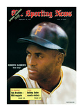 Pittsburgh Pirates RF Roberto Clemente - February 28  1970