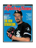 Chicago White Sox P Jack McDowell - July 26  1993