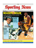 Los Angeles Lakers' Magic Johnson - April 27  1987