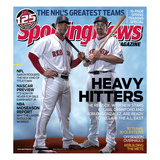 Boston Red Sox Carl Crawford and Adrian Gonzalez - February 14  2011