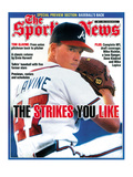 Atlanta Braves Pitcher Tom Glavine - May 1  1995
