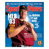 Houston Astros 2B Jeff Kent - March 31  2003