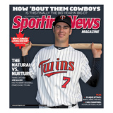 Minnesota Twins' Joe Mauer - April 26  2010