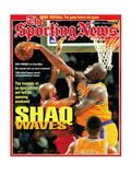 Los Angeles Lakers' Shaquille O'Neal - November 11  1996