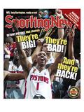 Detroit Pistons G Chauncey Billups - NBA Champions - June 28  2004