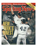 New York Yankees - World Series Champions - November 6  2000