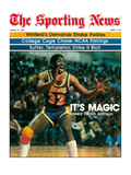 Los Angeles Lakers' Magic Johnson - March 15  1980