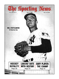 New York Yankees P Mel Stottlemyre - May 3  1969