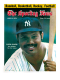 New York Yankees 1B Chris Chambliss - June 12  1976