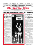 Philadelphia 76ers Wilt Chamberlain - February 26  1966