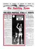 Philadelphia 76ers Wilt Chamberlain - February 26  1966