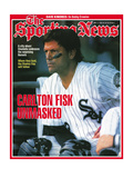 Chicago White Sox C Carlton Fisk - May 17  1993