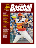 Houston Astros P Phil Niekro - 1979 Street and Smith's