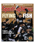 Florida Marlins P Josh Beckett - World Series Champions - November 3  2003