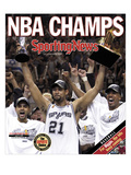 San Antonio Spurs - 2005 NBA Champs - July 8  2005