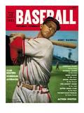 Sporting News Magazine  1952 - Stan Musial - Batting Champion