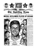 St Louis Cardinals All-Star Stan Musial - July 11  1956