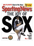 Sporting News Magazine June 03  2005 - The Joy of Sox - The Second City&#39;s No 1 Team