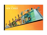 The New Yorker Cover - May 14  2007