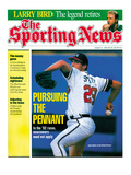 Atlanta Braves Pitcher John Smoltz - August 31  1992