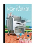 The New Yorker Cover - July 10  2006