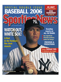 New York Yankees 3B Alex Rodriguez - March 31  2006