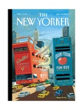 The New Yorker Cover - July 20  2009