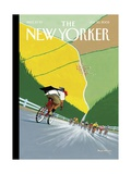 The New Yorker Cover - July 25  2005