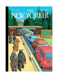 The New Yorker Cover - June 23  2008