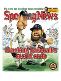 New York Yankees&#39; Randy Johnson and Boston Red Sox&#39; Johnny Damon - July 15  2005