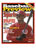 Cincinnati Reds OF Ken Griffey Jr - March 27  20000
