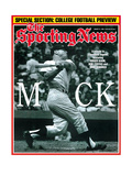 New York Yankees CF Mickey Mantle - August 21  1995