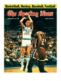 Indiana State Sycamores Forward Larry Bird - February 25  1978