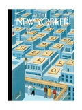 The New Yorker Cover - April 10  2006