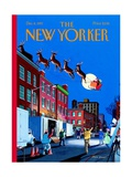 The New Yorker Cover - December 8  1997