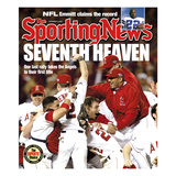 Anaheim Angels - World Series Champions - November 4  2002