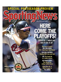 Atlanta Braves OF Andruw Jones - October 7  2005