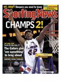 Florida Gators' Al Horford - National Champions - April 9  2007