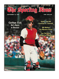 Red Sox C Carlton Fisk - September 16  1978