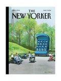 The New Yorker Cover - May 9  2011