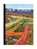 The New Yorker Cover - October 9  2006