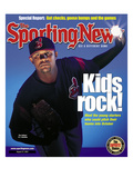 Cleveland Indians Pitcher CC Sabathia - August 27  2001