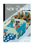 The New Yorker Cover - May 8  2006