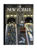 The New Yorker Cover - November 15  2004