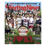 Best Sports City New York - August 13  2001