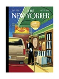 The New Yorker Cover - October 10  2005