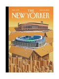 The New Yorker Cover - March 30  2009