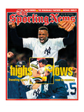 New York Yankees P Dwight Gooden - May 27  1996